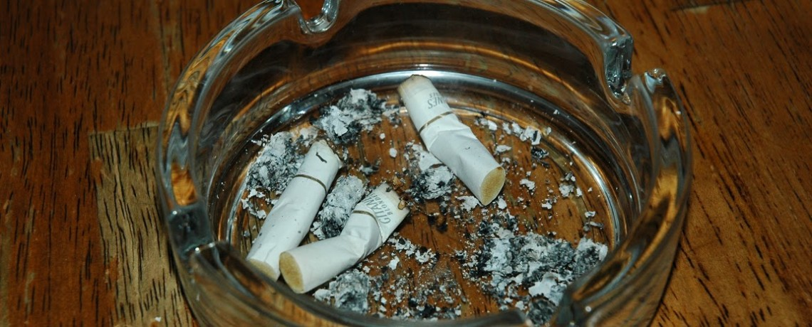 Need to remove cigarette smell from apartment?